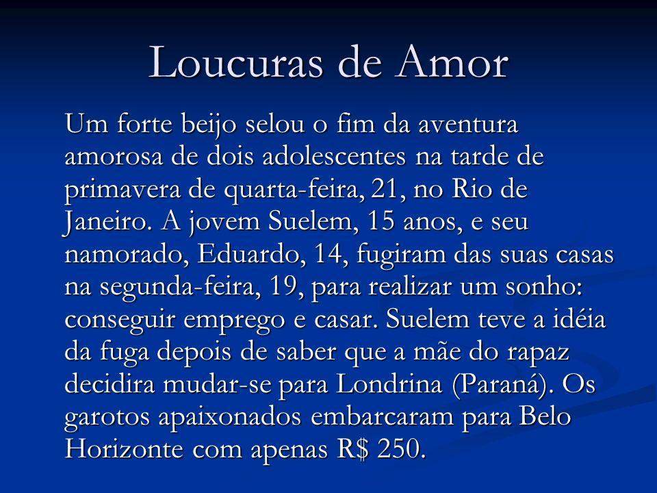 Loucuras de Amor