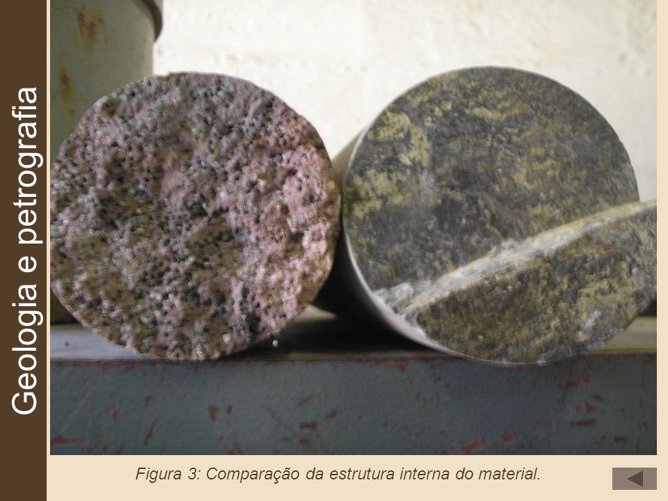 Geologia e petrografia