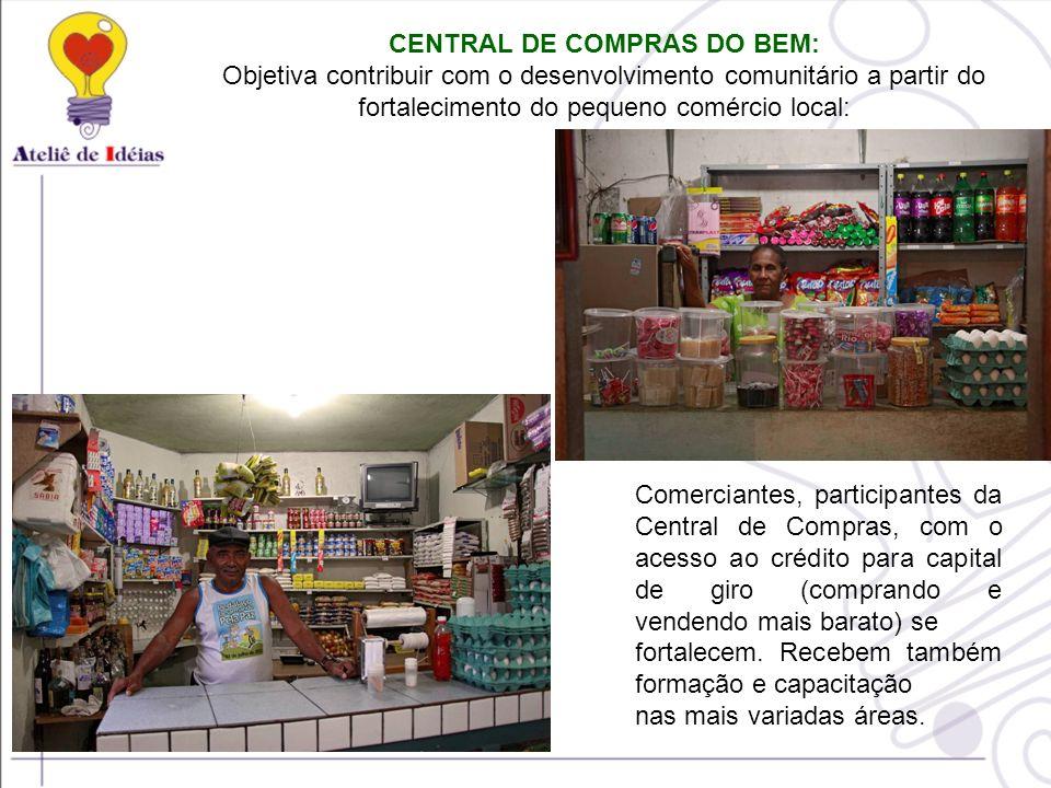 CENTRAL DE COMPRAS DO BEM: