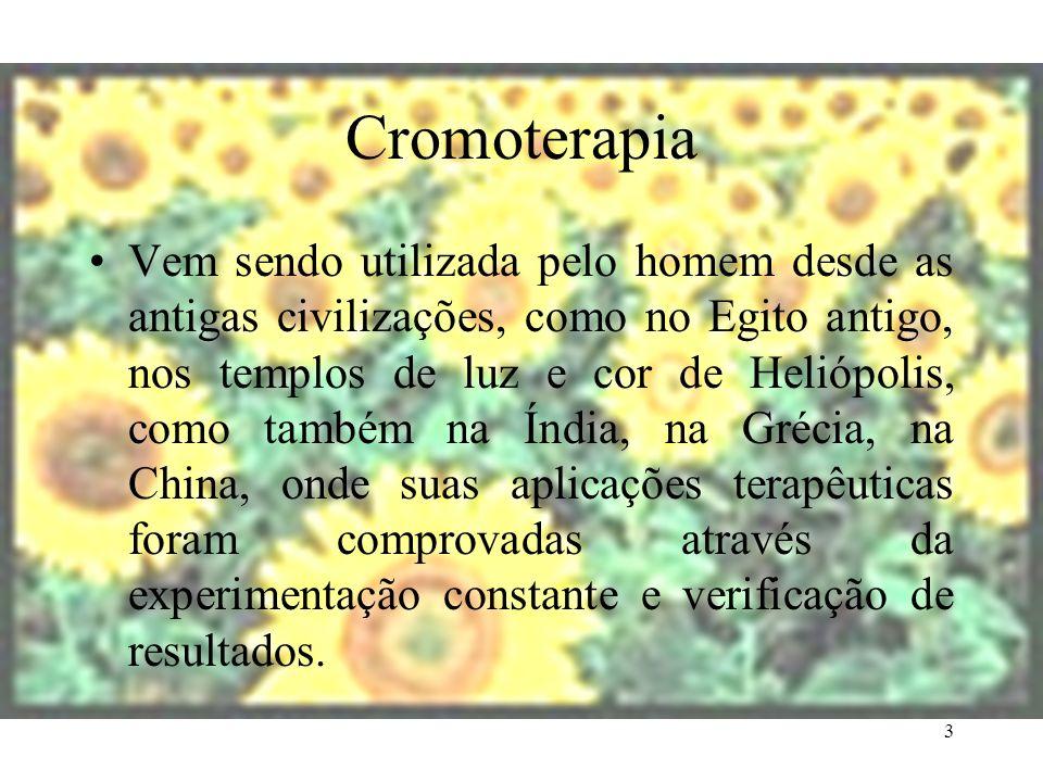 Cromoterapia