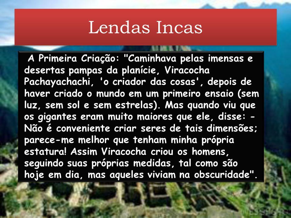 Lendas Incas
