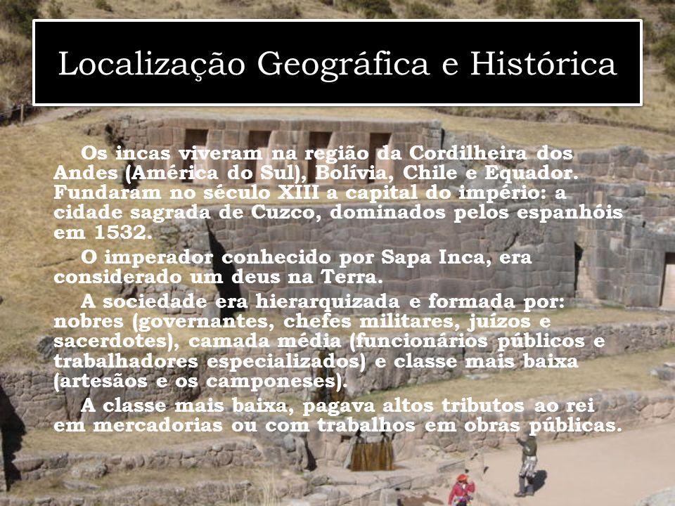 Localização Geográfica e Histórica