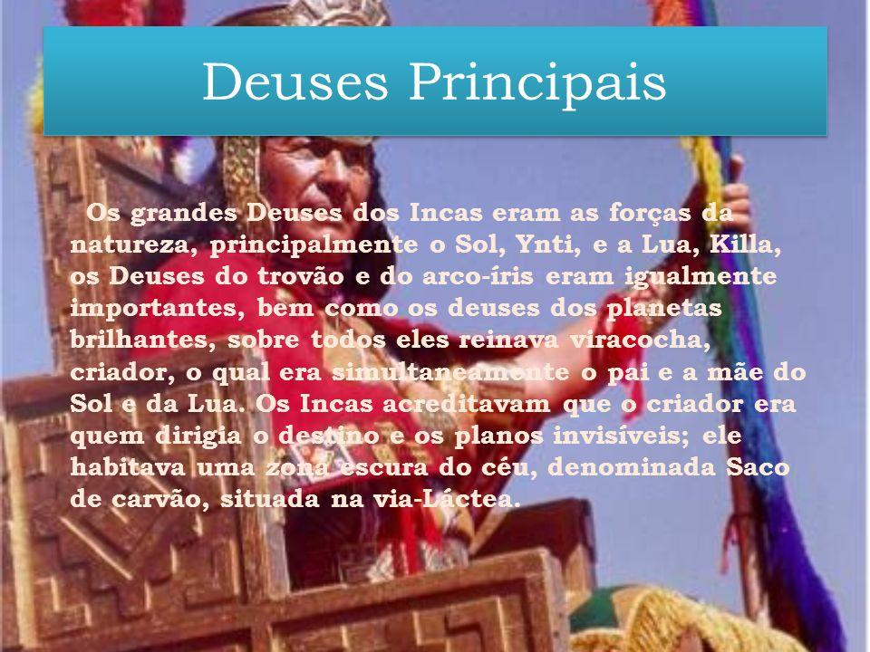 Deuses Principais