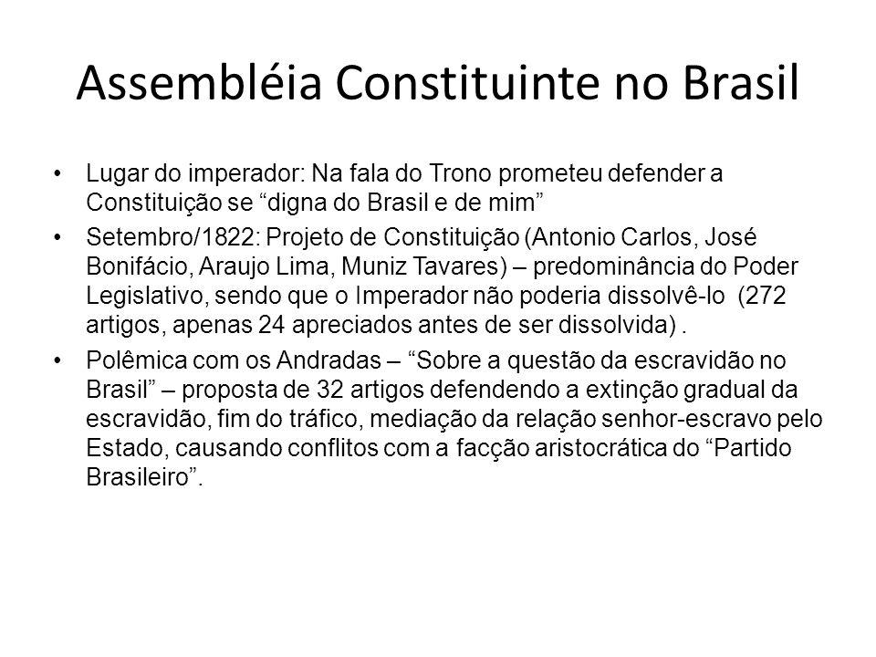 Assembléia Constituinte no Brasil