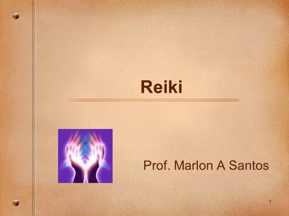 Reiki Prof. Marlon A Santos