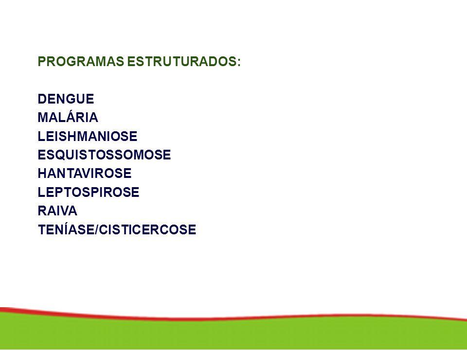 PROGRAMAS ESTRUTURADOS: