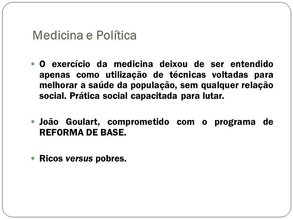 Medicina e Política