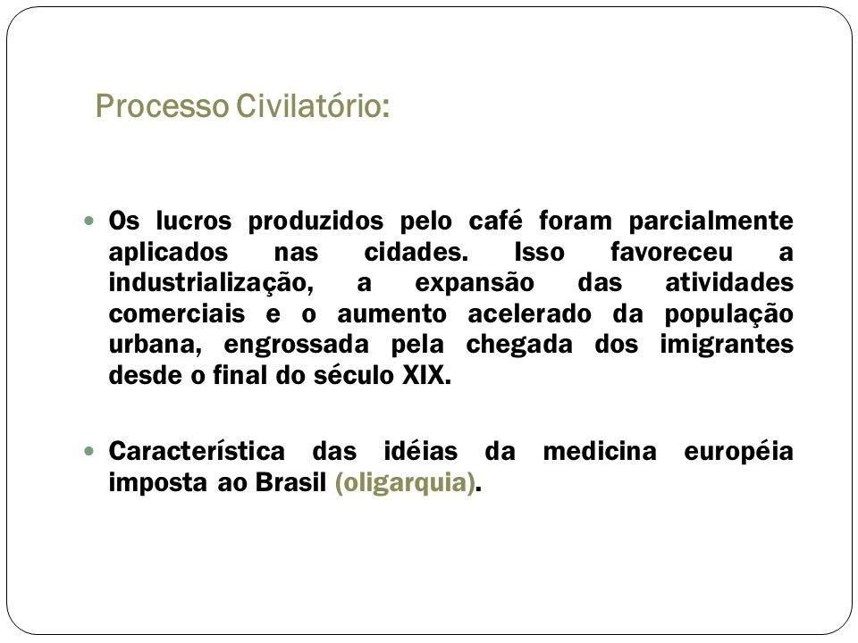Processo Civilatório: