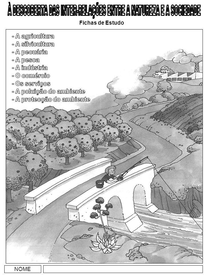 À DESCOBERTA DAS INTER-RELAÇÕES ENTRE A NATUREZA E A SOCIEDADE