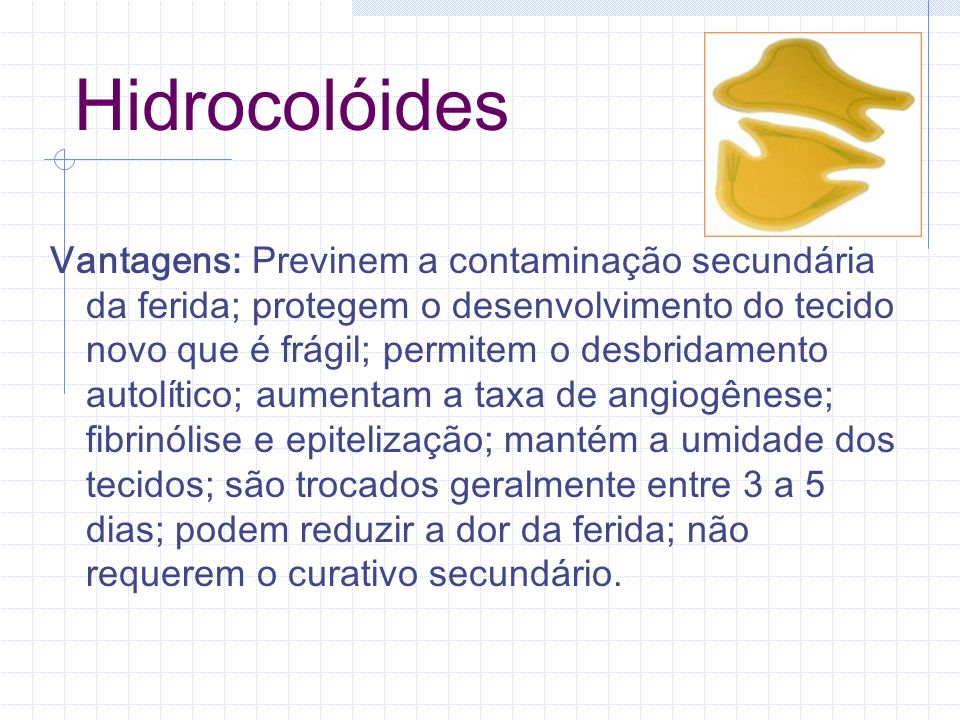 Hidrocolóides