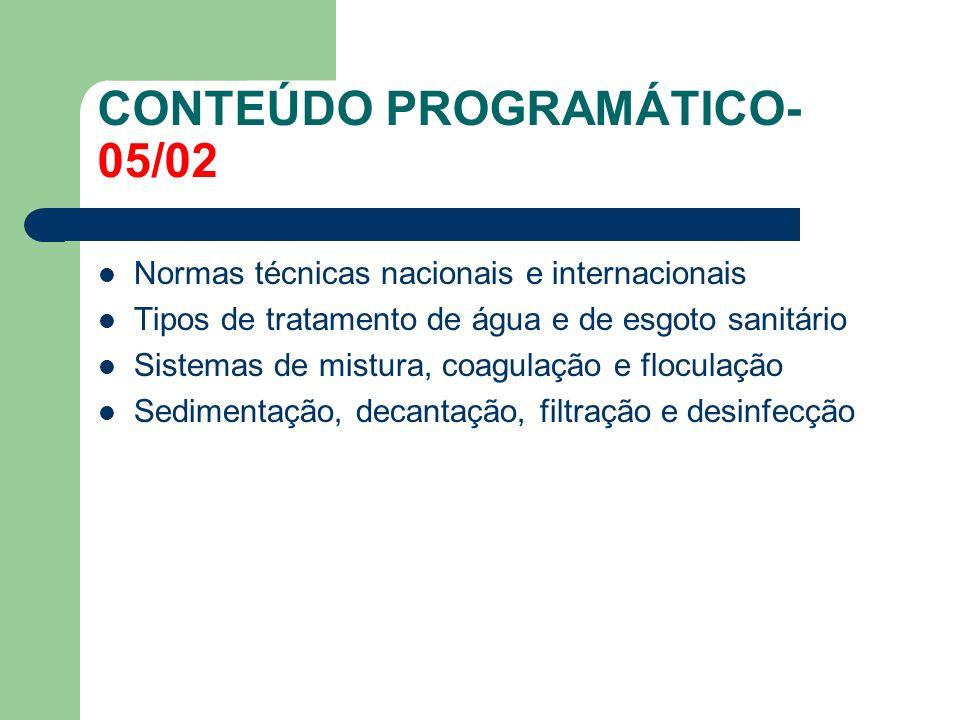 CONTEÚDO PROGRAMÁTICO-05/02