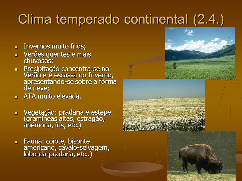 Clima temperado continental (2.4.)