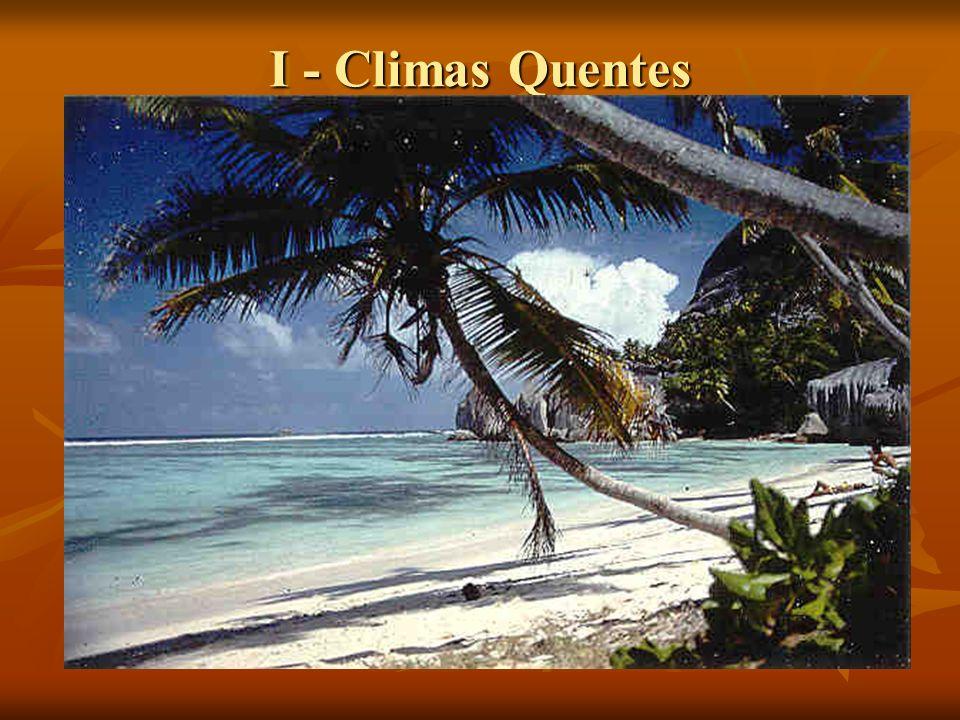 I - Climas Quentes