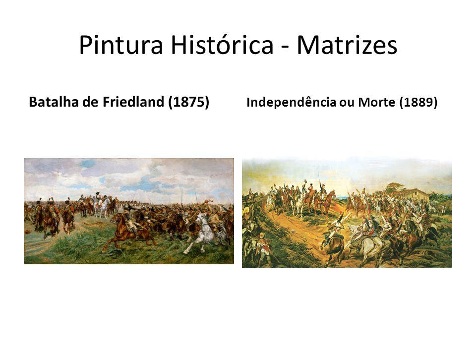 Pintura Histórica - Matrizes