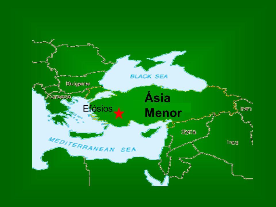 Ásia Menor Efésios