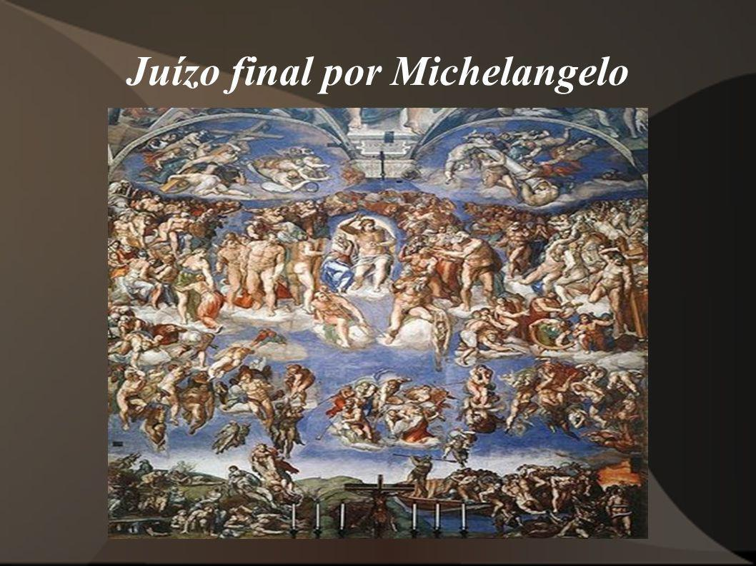 Juízo final por Michelangelo