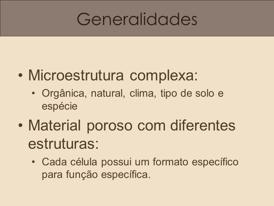 Generalidades Microestrutura complexa: