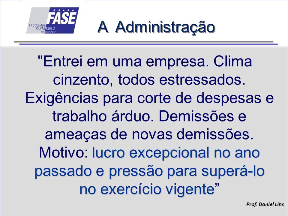 A Administração