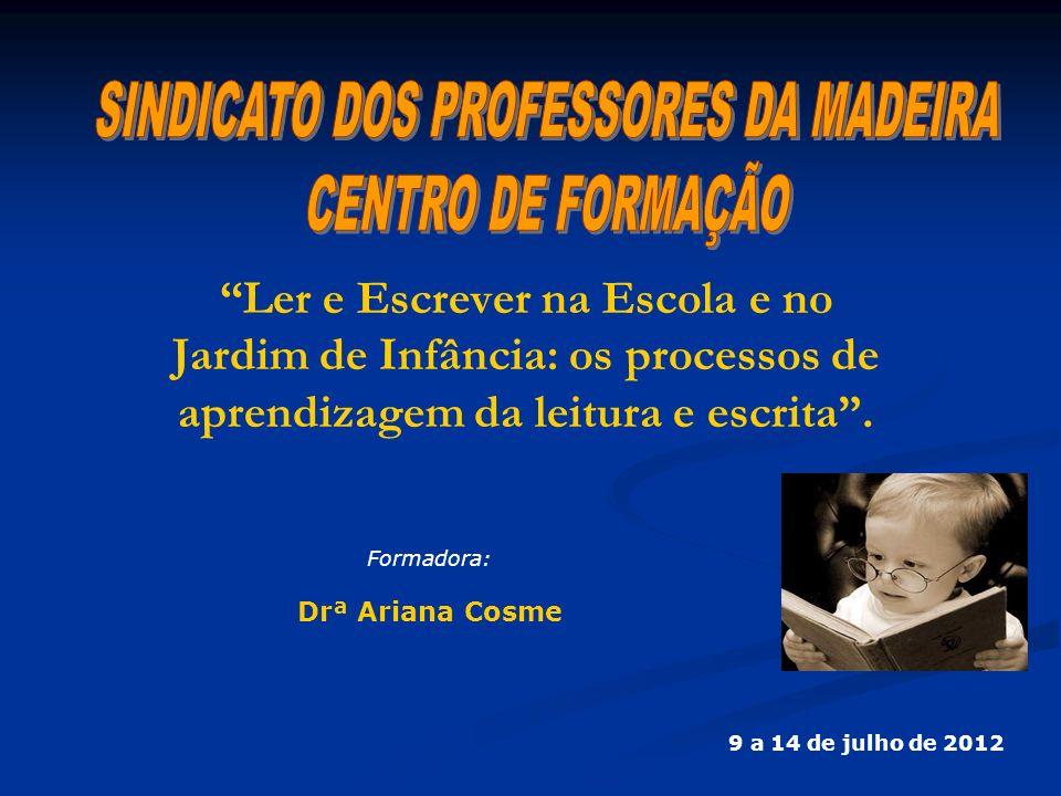 SINDICATO DOS PROFESSORES DA MADEIRA