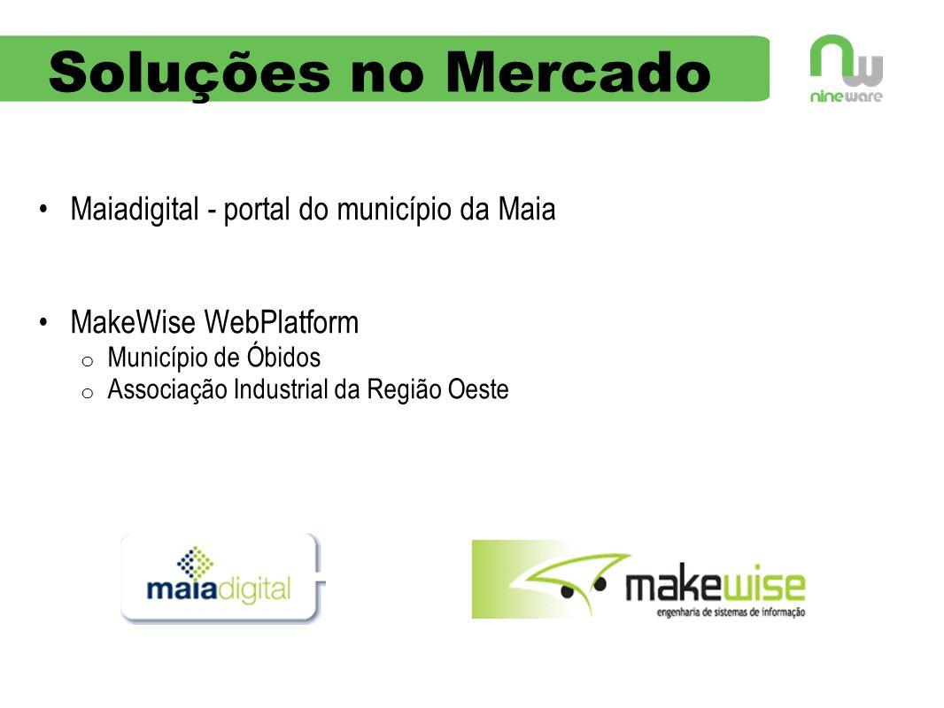 Soluções no Mercado Maiadigital - portal do município da Maia