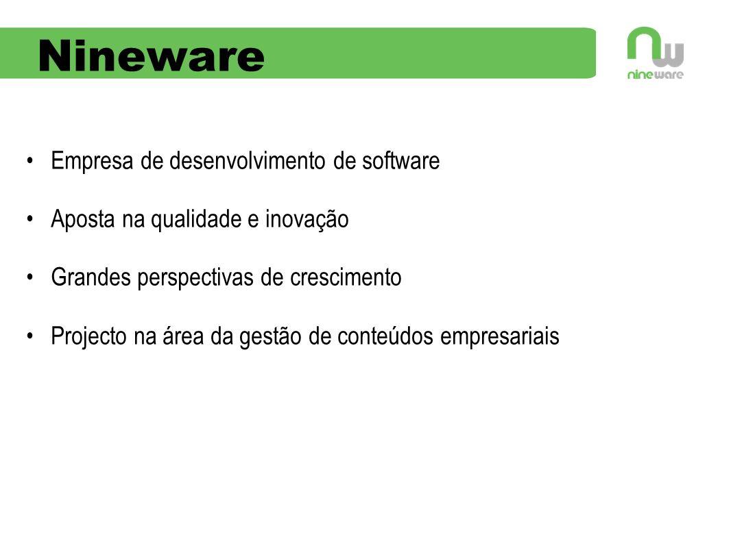 Nineware Empresa de desenvolvimento de software