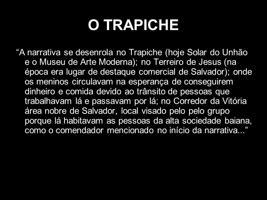 O TRAPICHE