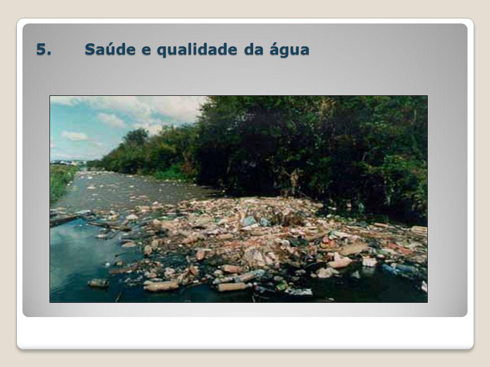 5. Saúde e qualidade da água