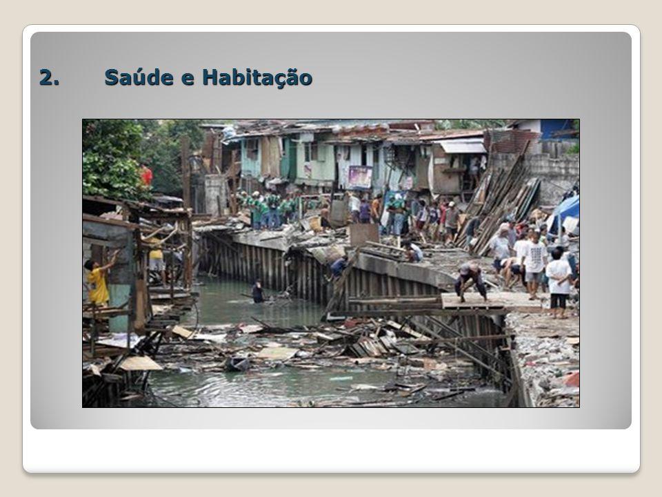 2. Saúde e Habitação
