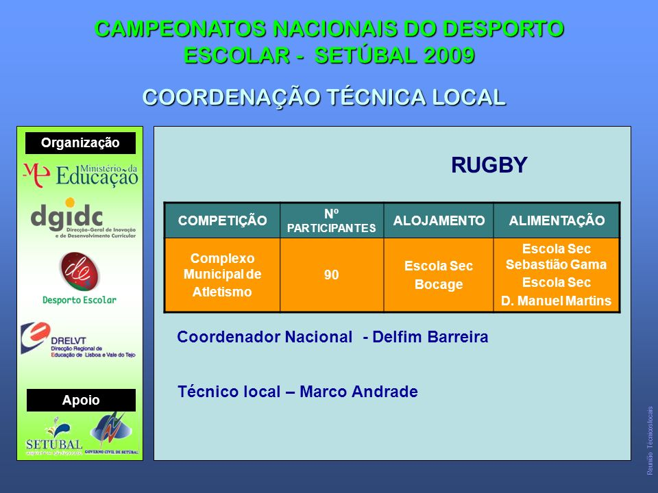 Escola Sec Sebastião Gama