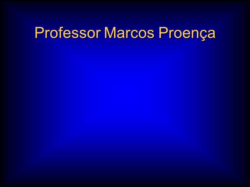 Professor Marcos Proença