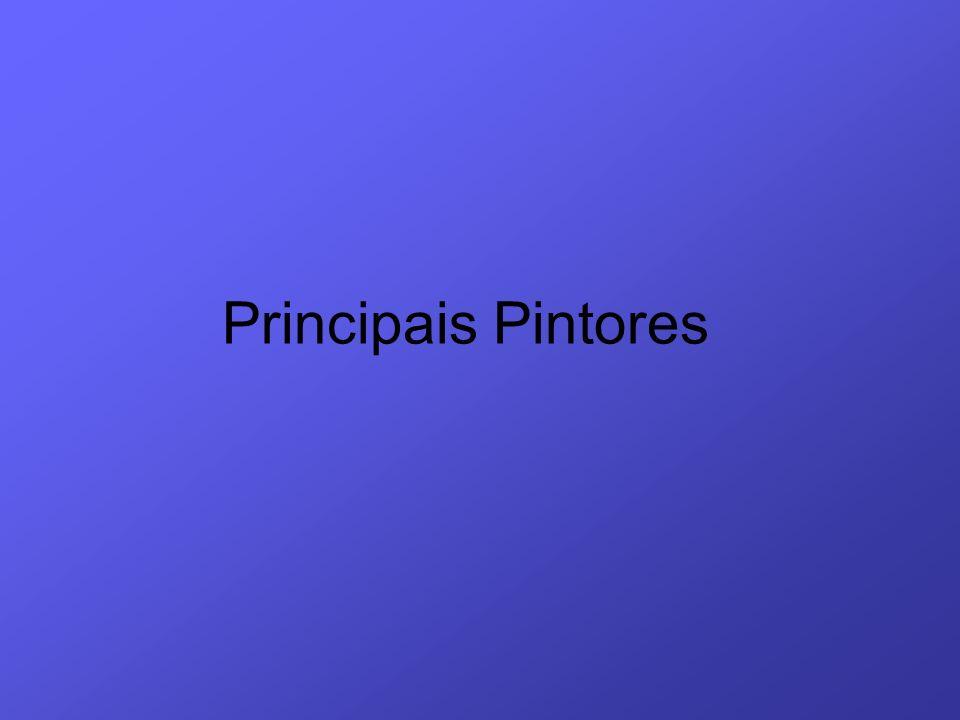 Principais Pintores