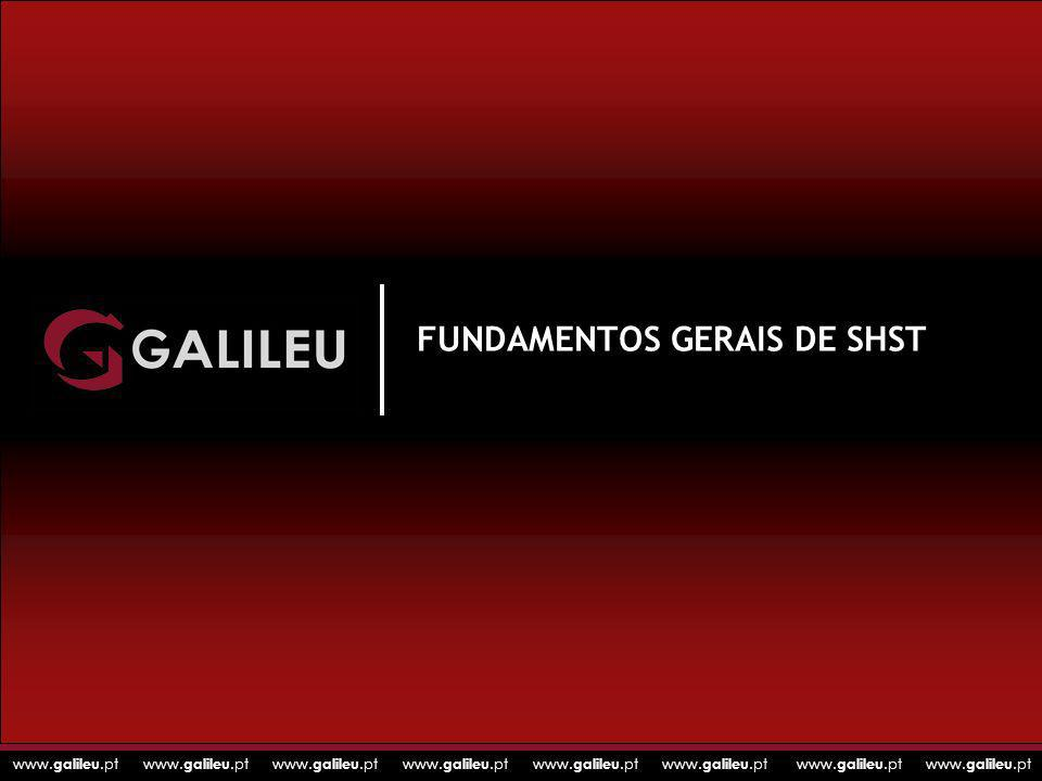 FUNDAMENTOS GERAIS DE SHST