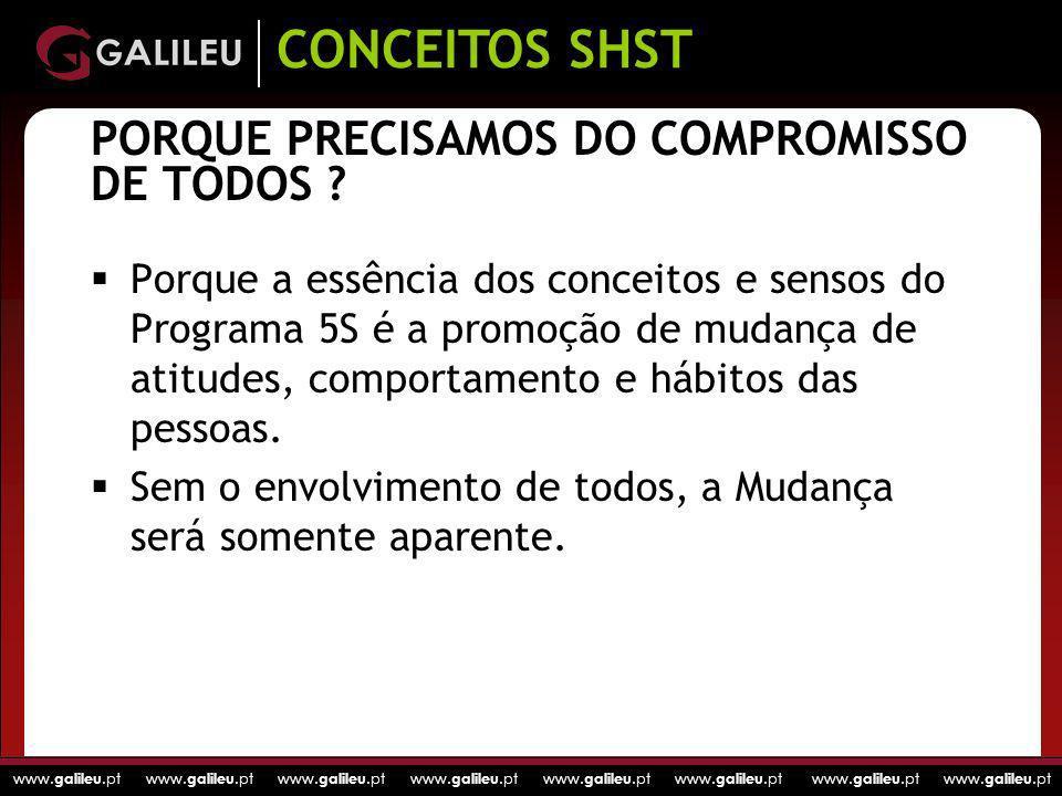 PORQUE PRECISAMOS DO COMPROMISSO DE TODOS
