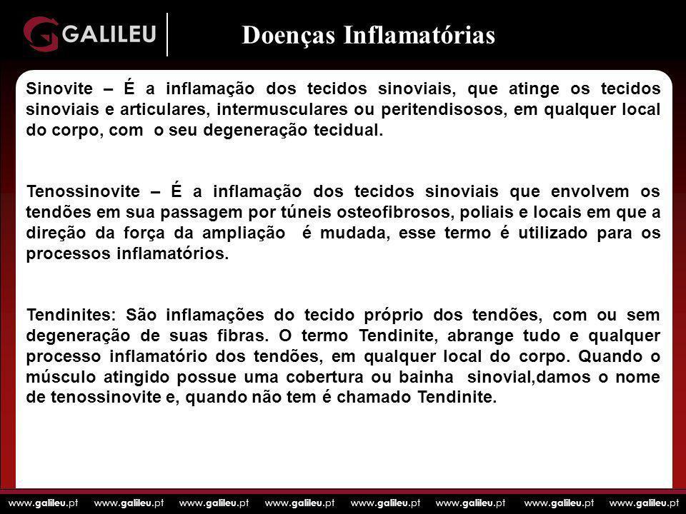 Doenças Inflamatórias