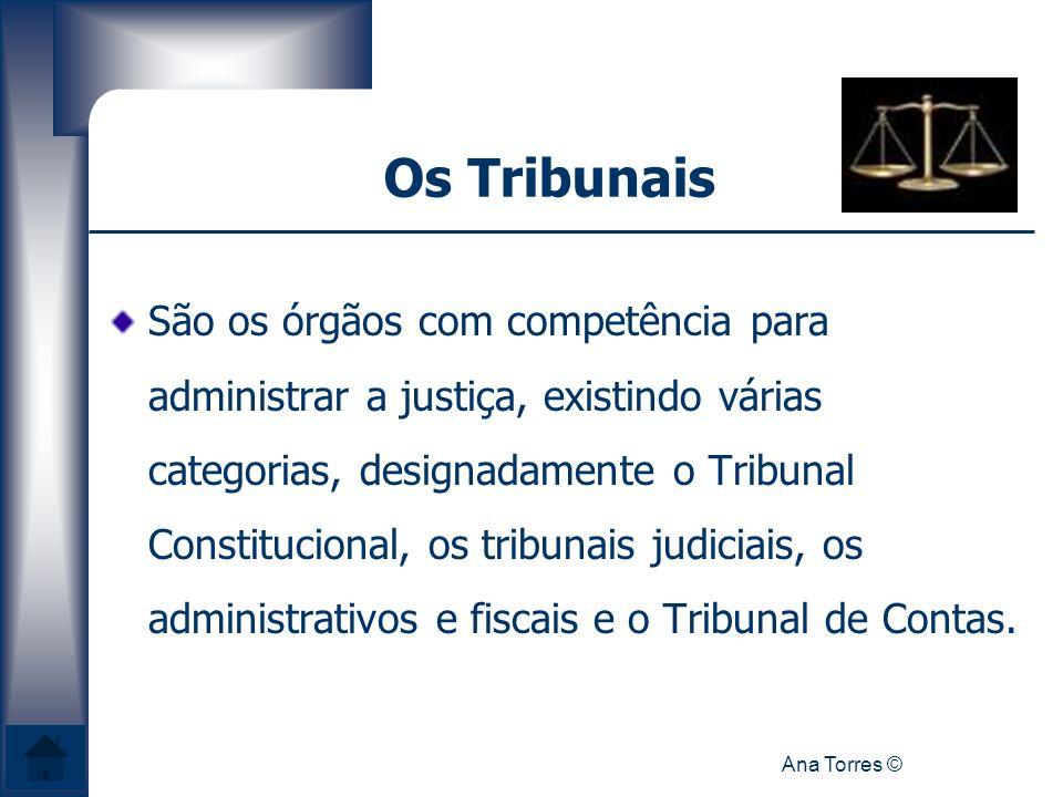 Os Tribunais