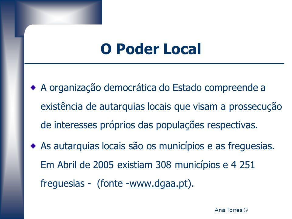 O Poder Local