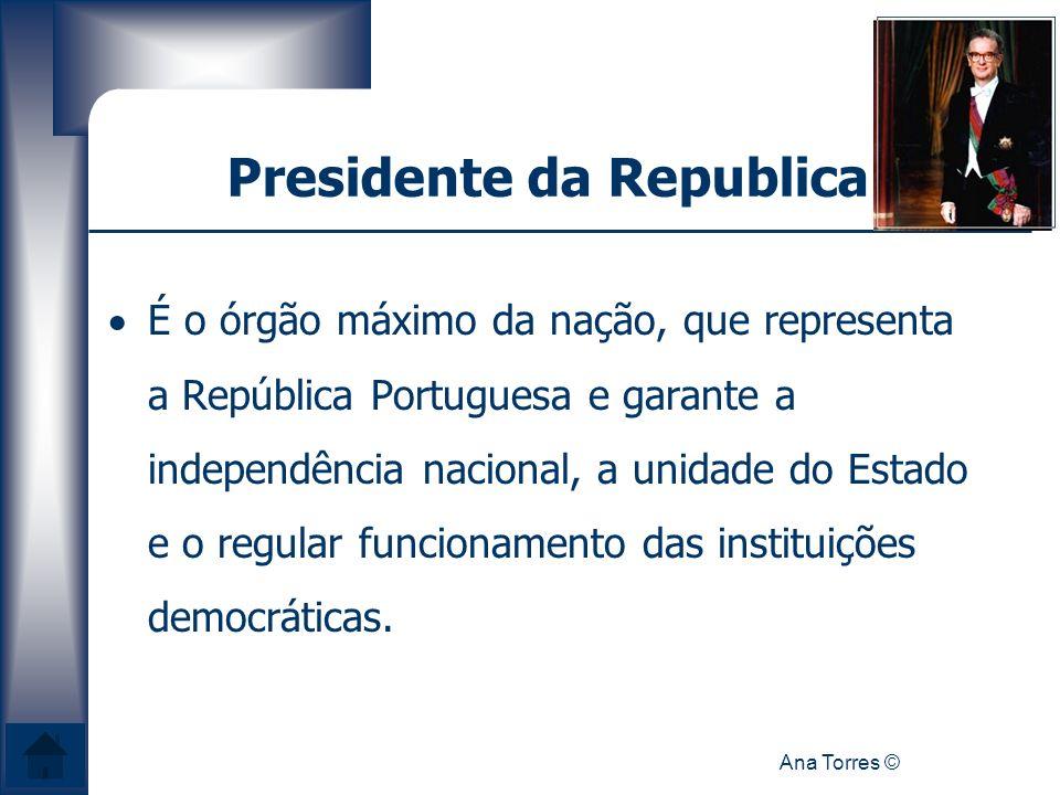 Presidente da Republica