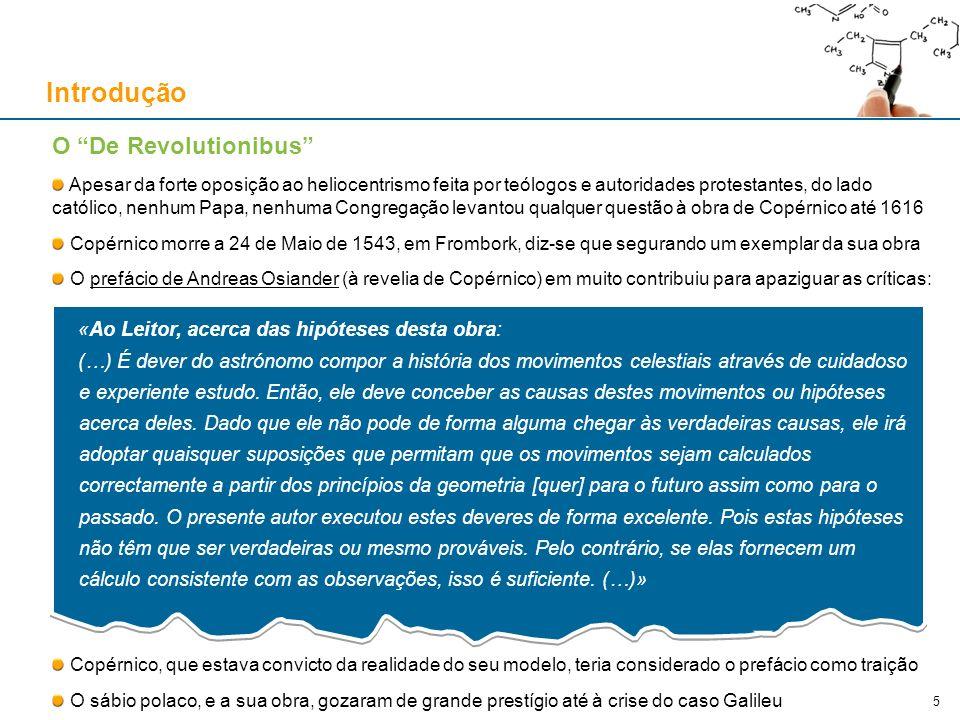 Introdução O De Revolutionibus 6