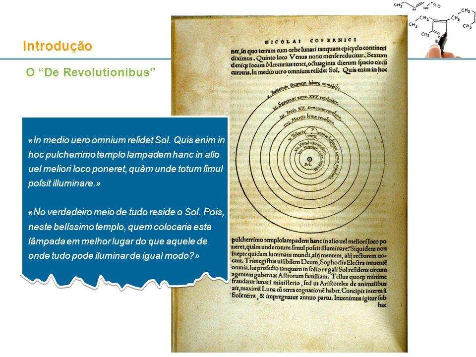 Introdução Tycho Brahe (1546-1601)