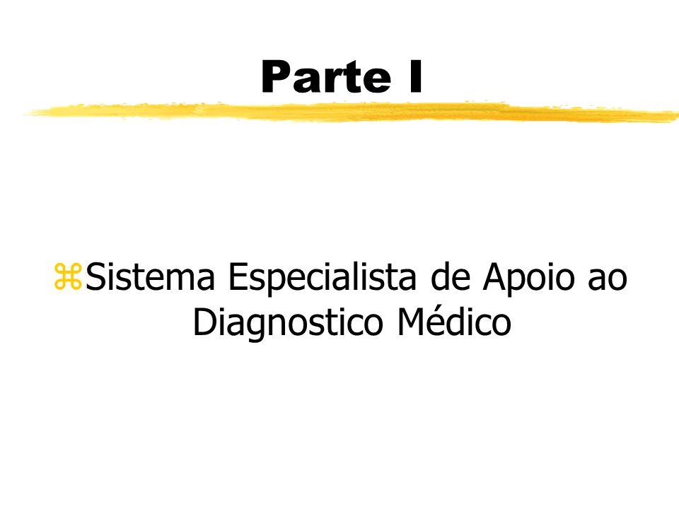 Sistema Especialista de Apoio ao Diagnostico Médico