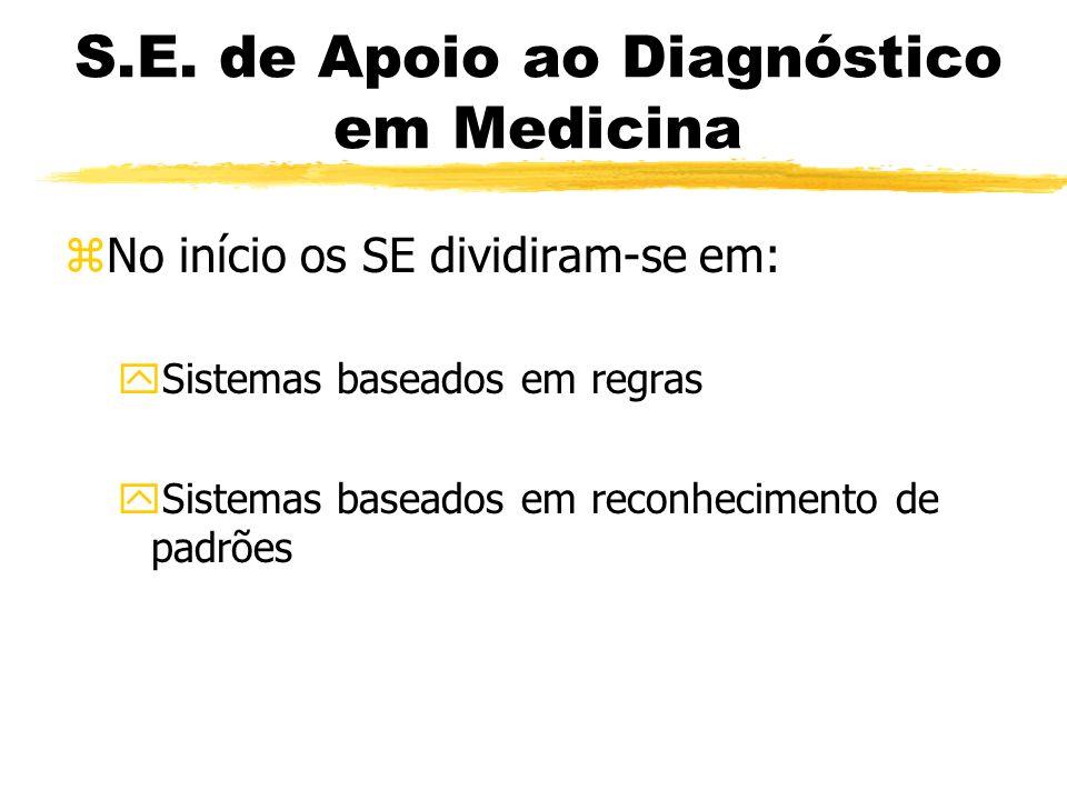 S.E. de Apoio ao Diagnóstico em Medicina