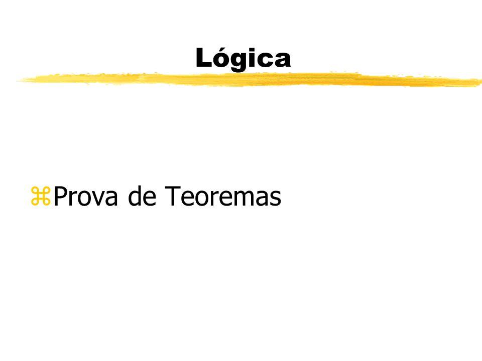 Lógica Prova de Teoremas