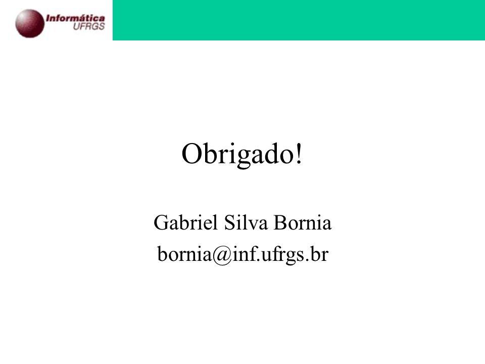Gabriel Silva Bornia bornia@inf.ufrgs.br