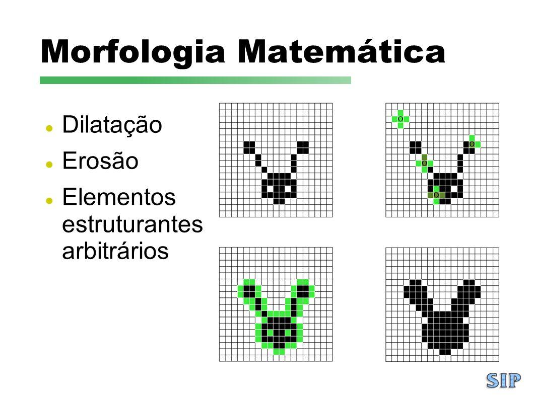 Morfologia Matemática