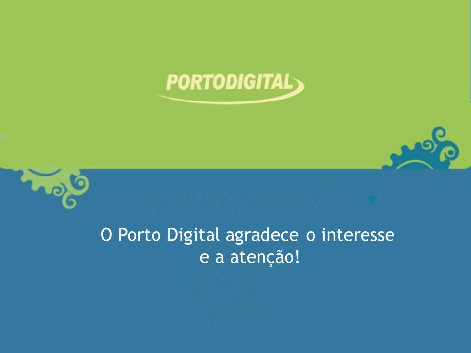 O Porto Digital agradece o interesse