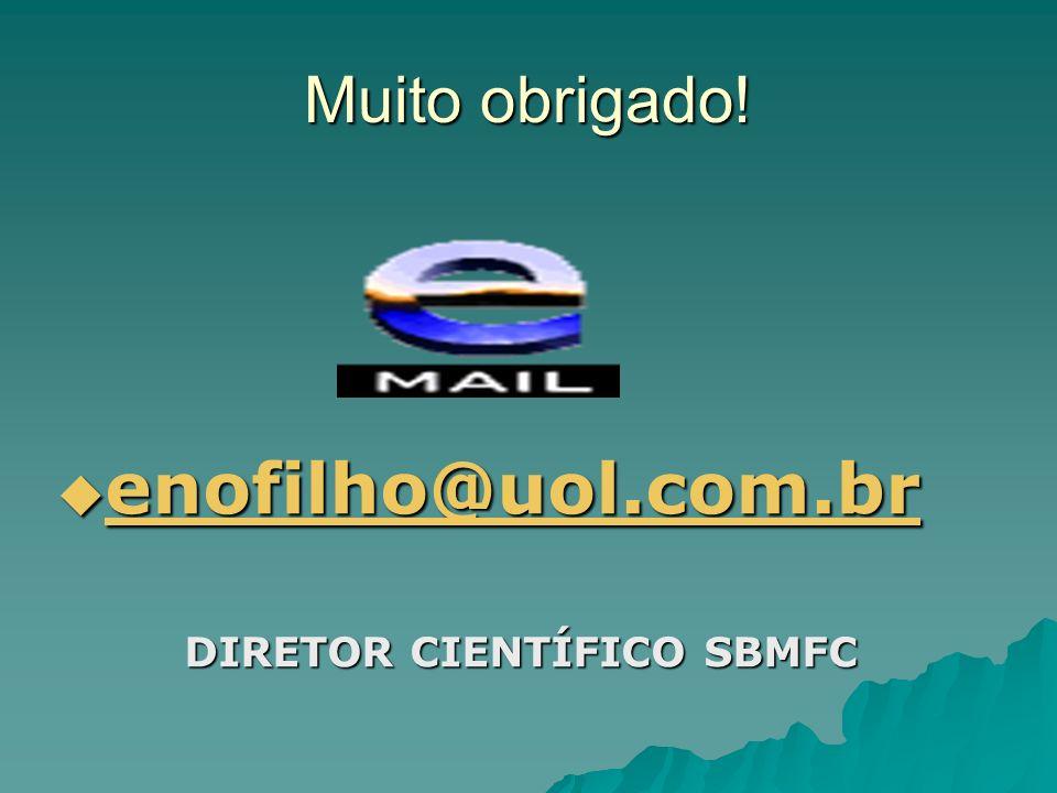 DIRETOR CIENTÍFICO SBMFC