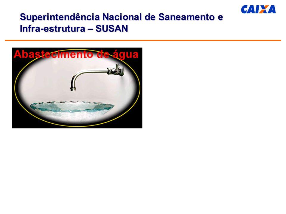 Superintendência Nacional de Saneamento e Infra-estrutura – SUSAN