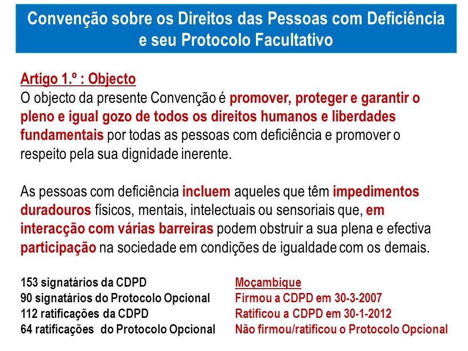 Convenção sobre os Direitos das Pessoas com Deficiência