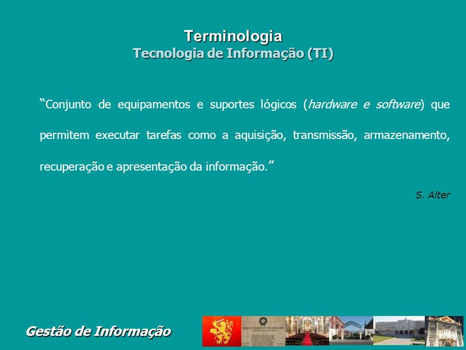 Terminologia Tecnologia de Informação (TI)