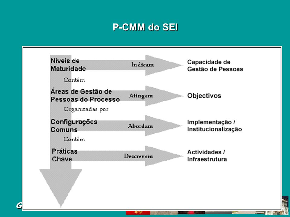 P-CMM do SEI